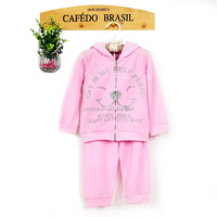 Chian hot sale 1 baby clothes cotton girls boys romper outfits warm set good gift for baby