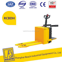 Chinese brand new products electric forklift/hand pallet truck
