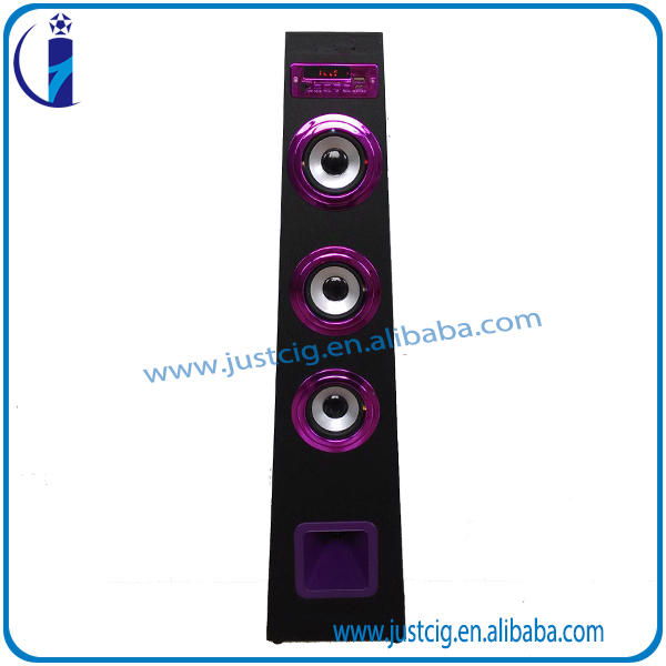 China supplier offer deep bass tweeter speaker box competitive price UK-21 bluetooth speaker
