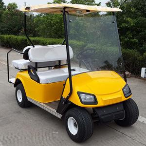 2 + 2 4 seater cheap used small sightseeing bus electric golf cart for sale