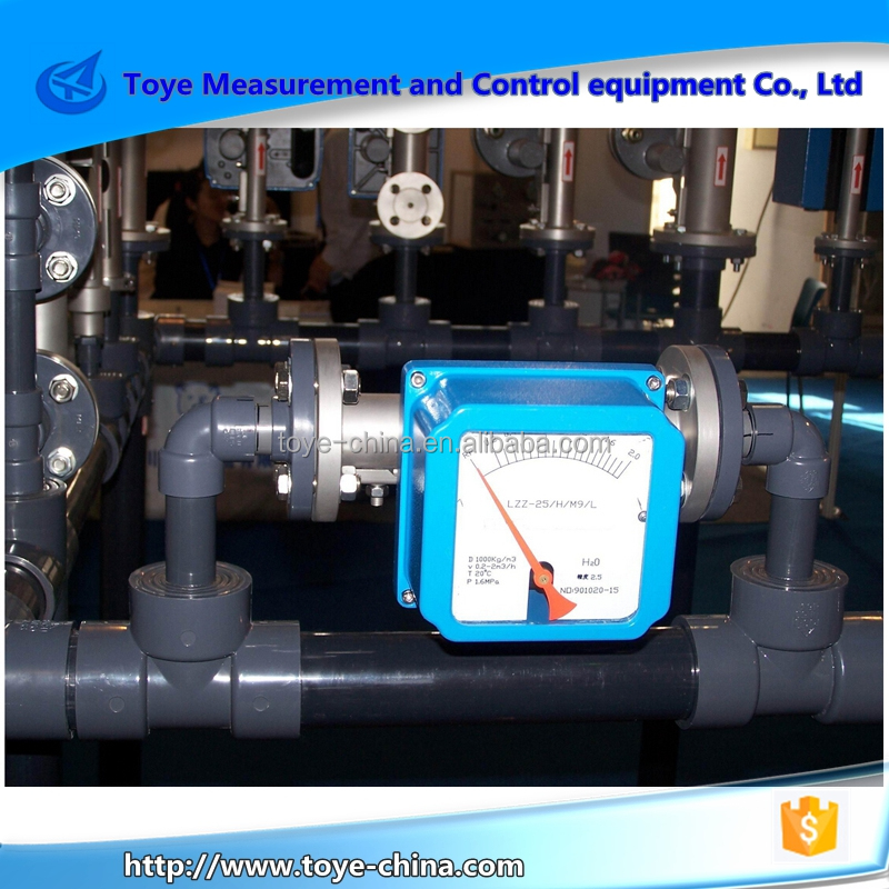 gas rotameter is used for gas flow measurement