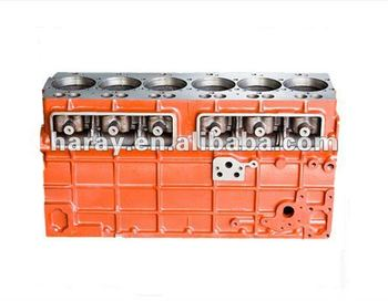 Trucks Cylinder Block Suitable for YC6105QC Engine