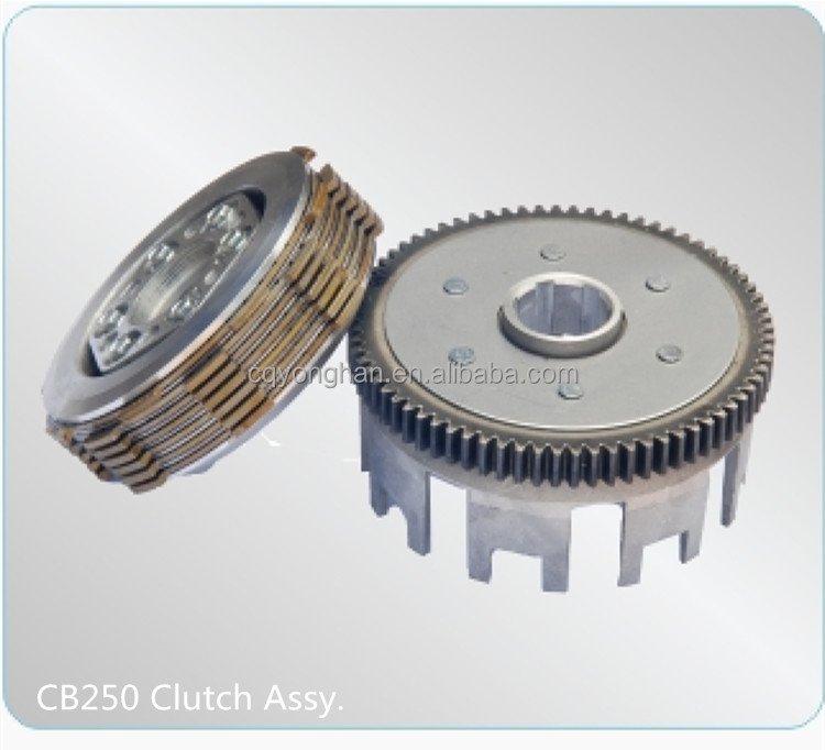 Motorcycle Scooter Clutch CB250 Clutch Assy. Parts