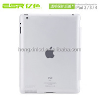HOT Sale Whosale latest design aluminum back cover for ipad 3, case for ipad3