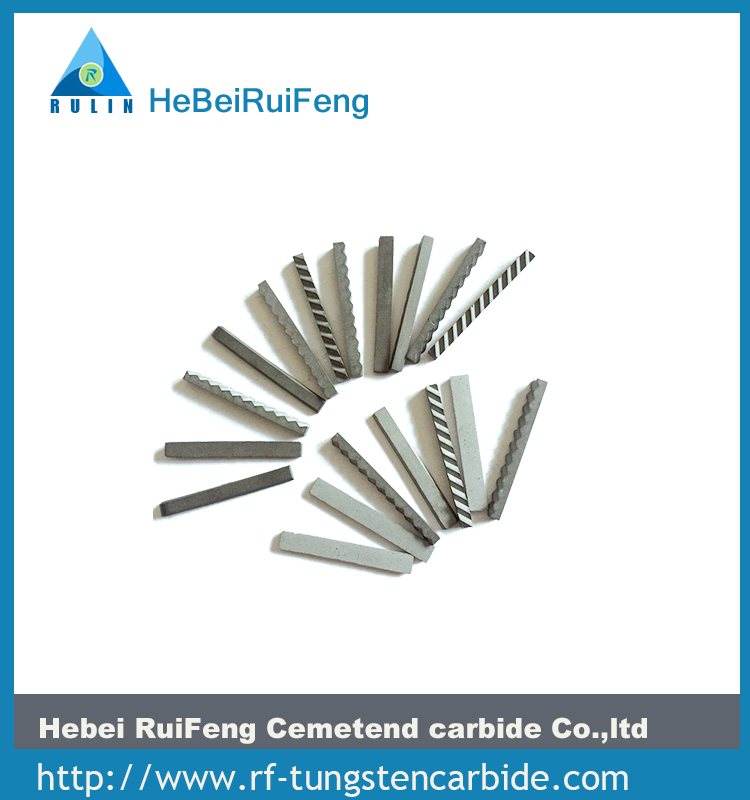 Tungsten Carbide Cutting Tips for Agriculture Tools