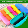 cheap hot promotional items- OEM silicone small cute silicone coin purse