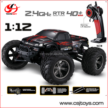 Amazon Best Seller s911/9115 Alta Velocidad 2WD Off-road 1/12 Manía DEL RC Monster Truck