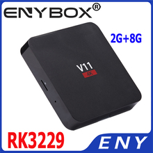 Eny Factory Direct RK3229 Quad Core Google Smart Vietnam IPTV Box Android 5.1 4k UHD Wifi TV