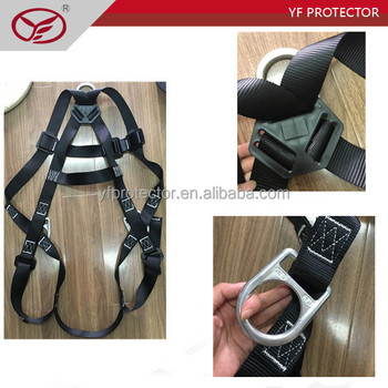 full body safety harness on sell with adjustable fall-arrest