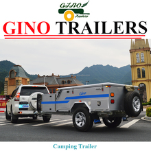 hot sale 4x4 travel trailer with best price