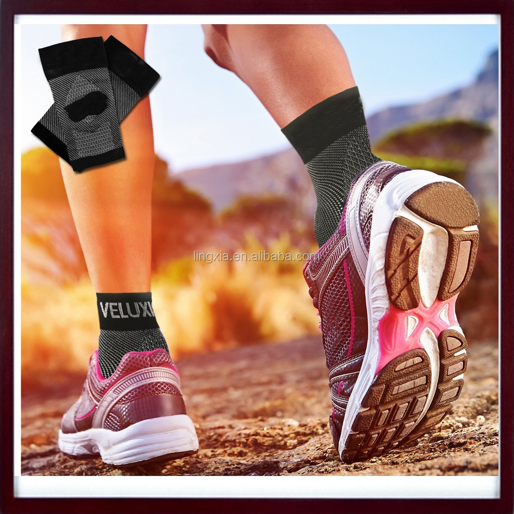 2016 New Trendy Products Compression Foot Support Ankle Brace, Foot Care Products Lightweight Adjustable Ankle Support