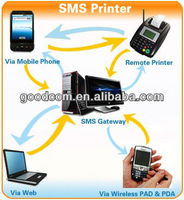 USSD/GPRS/SMS/STK Supported GSM Printer/ Airtime Recharge Printer