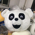 Panda mascot/mascot head for adult