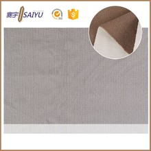 china new innovative product brushed knit fleece fabric made in China