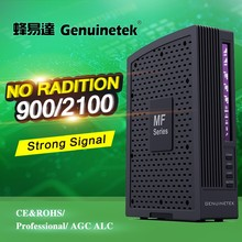 Genuinetek mobile signal booster gsm 3g 4g 900 2100 repeater