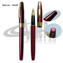 Classic Square Pen barrel Metal Roller Pen