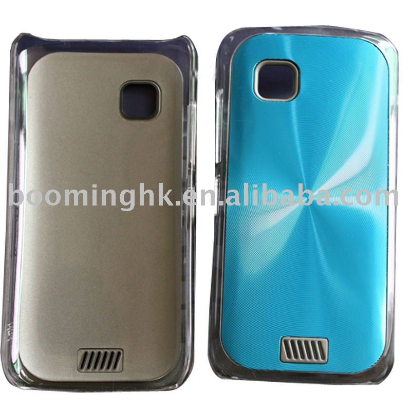For nokia C5 03 Aluminum hard skin case