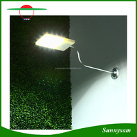 Solar Powered 15 LED Rechargeable Waterproof Outdoor Lighting Products Wireless Wall/Street/Porch/Pathway/Garden Light