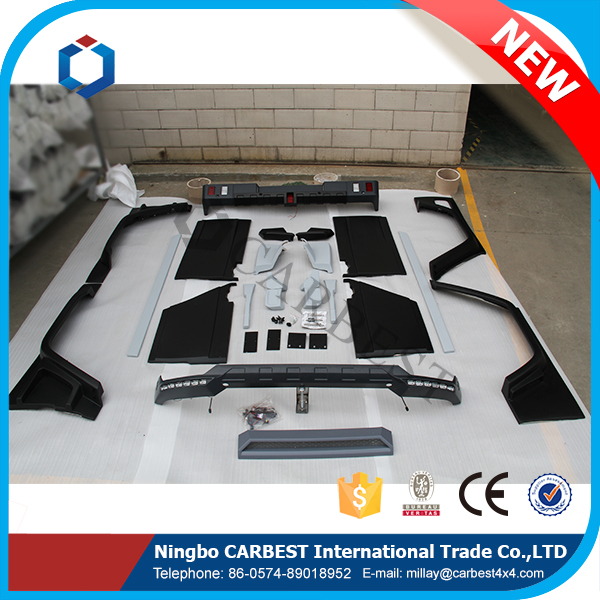 High Quality 2015 New Design Barbus Bodykit for Benz G55/G65