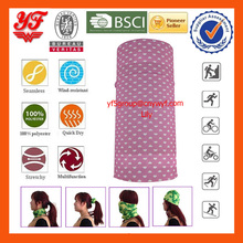 Alibaba Tope One Multifunctional Bandana Manufacturer Promotional Gifts Custom Design Bandana