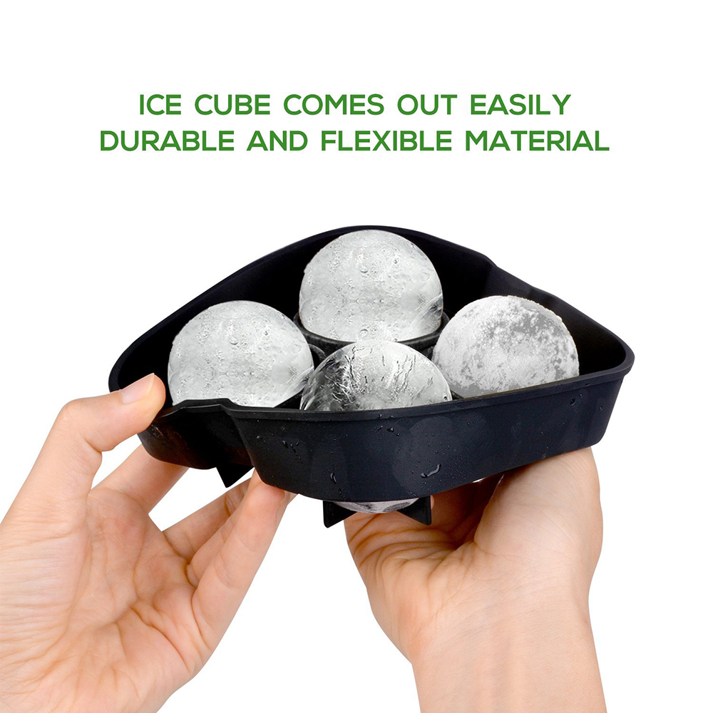 Best selling all kinds of wine bar use the whiskey ice ball maker, Ice ball mold, silicone ice ball