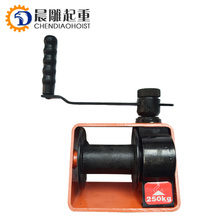1000kg Hand winch worm gear from chendiao