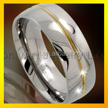 Top quality sample wedding middle finger ring designs cheap flexible ring jewelry