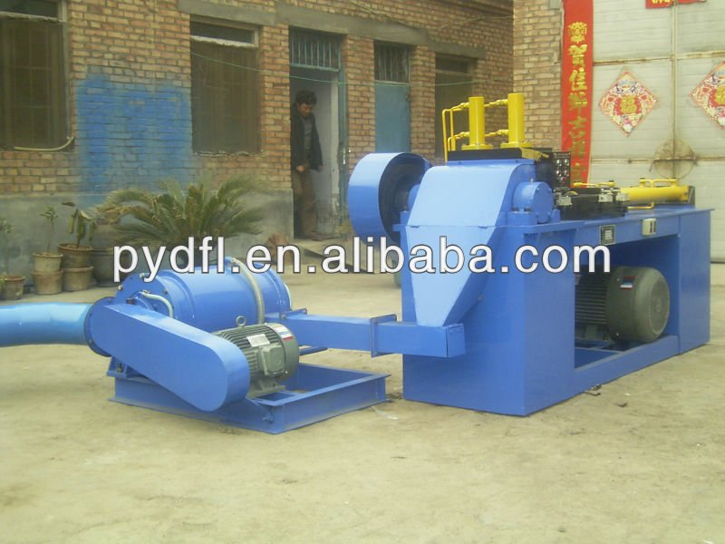 LX-700Pelletizer for Aluminium Scrap