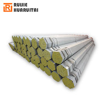 DN 125 hot dip galvanized welded erw steel pipe, galvanized steel pipe 5 inch thickness 4.0mm ton price
