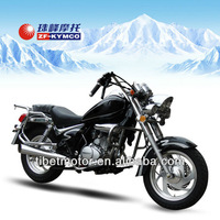 China motorcycle chongqing motorcycle factory custom chopper bike ZF250-6A