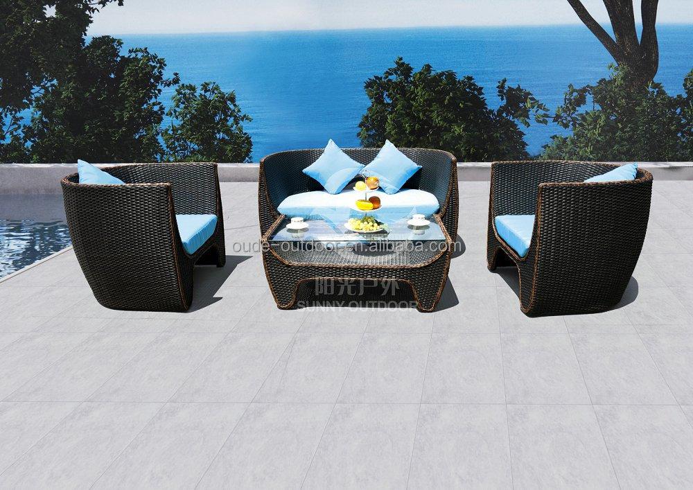 Modern Design Garden Rattan Outdoor Furniture,Rattan ...