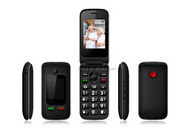 color screen unlocked dual sim obile phones with sos cell phones for senior citizens