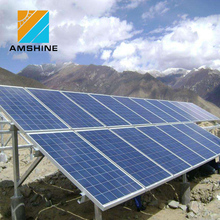 Solar Panel Pole Mount System for Solar Water Pumping Product