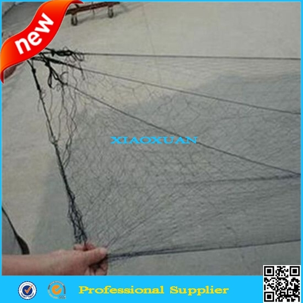 2015 New !!! nylon bird netting on sale , mist nets 110d/2ply x28mm x 9 m x 17.6m with 10 pockets/rede para captura de passaros