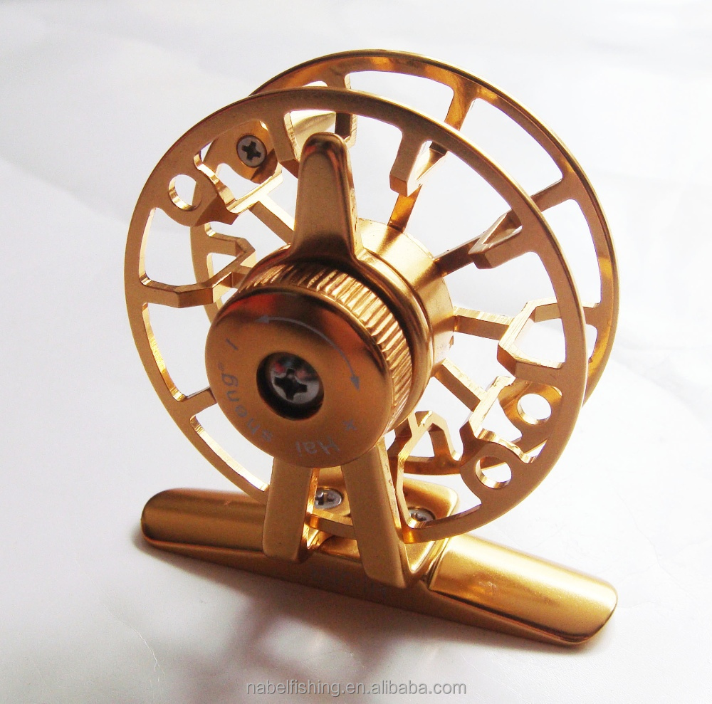 Ultra-light CNC manufacture Aluminum Alloy Machine Cut Fly Fishing Reel