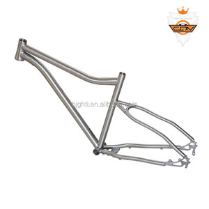 Comeplay Lightest Titanium Snow Bicycle/Bike Frame for sale
