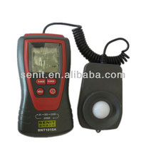 hot sale digital lumen meter 1010A with large lux