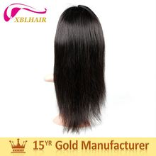 Verified supplier XBL non-chemical processed 18 inch doll wig