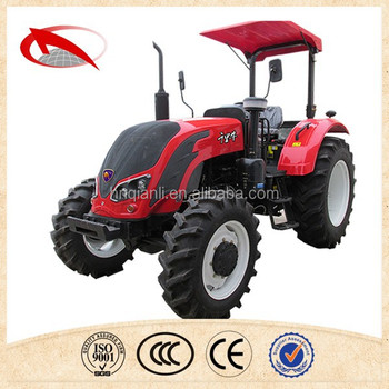 2015 year 100hp wheel tractor,4 wheel tractor