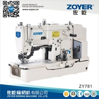 ZY781 Zoyer Juki Straight Button Holing Industrial Sewing Machine