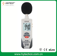 30 dBA-130dBA Sound Level Meter used for offic/ factory/ hotel/ hospital/ school
