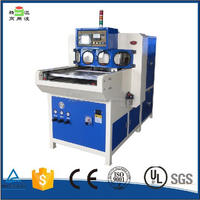 china high frequency pvc membrane plastic welding machine for tpu upper shoes materials