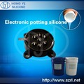 electronic potting silicone for LED and LCD/PCB/Computer,potting silicone rubber,potting silicon