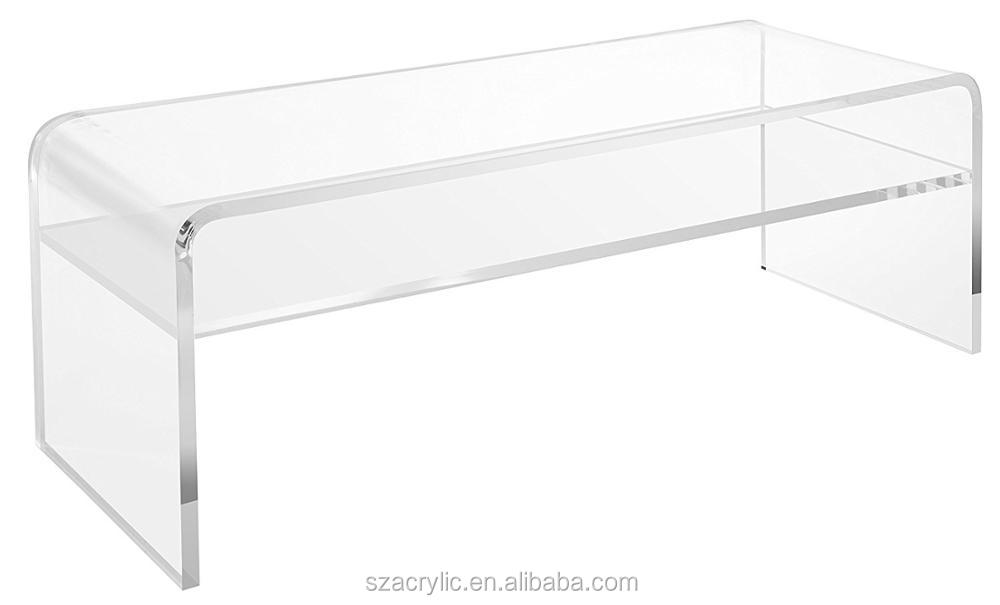 Modern acrylic coffee table acrylic home furniture
