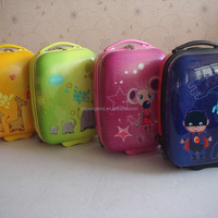Animal Cheap Kids Luggage On Wheels