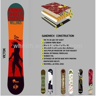 2017 New Design OEM Custom snowboard for winter outdoor sports for adults,kids,junior,women/snowboard manufactuer China