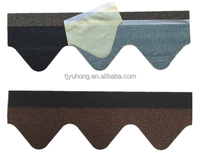 Best quality Wave Shape Asphalt Shingles