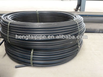 high density polyethylene HDPE hose 25mm OD