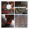 China best quality 18mm brown film faced plywood application at least 10 reused times