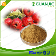High quality Hawthorn Berry/Leaf Extract in bulk, 2-95% Flavone UV or 0.2-0.4% Vitexin